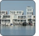 Amsterdam IJburg, Water Houses, architecture guided tours