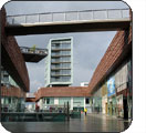 Almere New City Centre, architecture guided tours