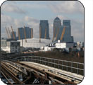 London - Canary Wharf, O2 Arena